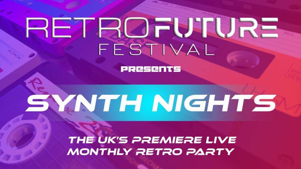 retro future festival presents synth nights